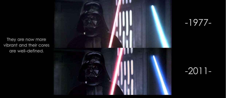 """Jak zmieniły się """"Gwiezdne wojny"""" w wersji z 2011?"""