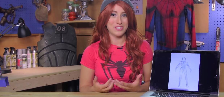 Jak zrobić strój Spider-Mana w domowych warunkach?