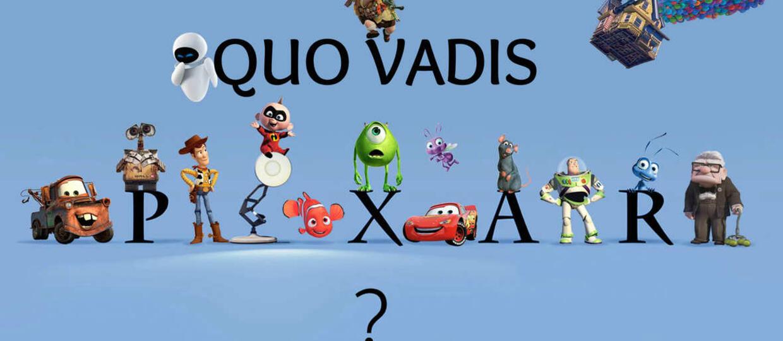 Jaka przyszłość czeka filmy Pixara?