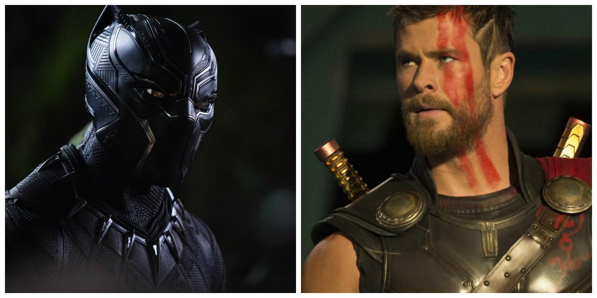 Black Panther i Thor