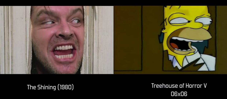 "Jakie filmy cytowali ""Simpsonowie""?"