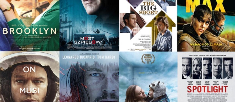 Jakie tak naprawdę są filmy nominowane do Oscara w 2016?