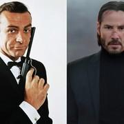 """James Bond w stylu """"Johna Wicka"""""""