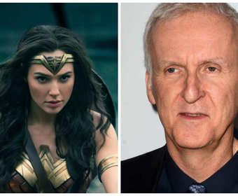 """James Cameron kontynuuje krytykę """"Wonder Woman"""": """"Takie rzeczy były w latach 60."""""""