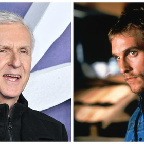 James Cameron i Matthew McConaughey