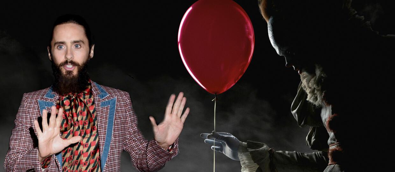 Jared Leto jako Pennywise