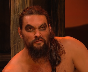Jason Momoa (Saturday Night Live)
