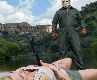 "Jason Voorhees znowu zabija w fanowskim filmie ""Friday the 13th: Legacy"""