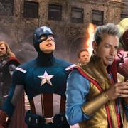 Avengers i Grandmaster