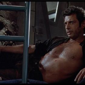 """Jeff Goldblum miał zostać wycięty z """"Parku Jurajskiego"""""""