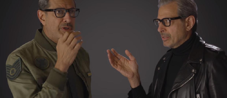Jeff Goldblum obalił jedną z wielkich filmowych teorii