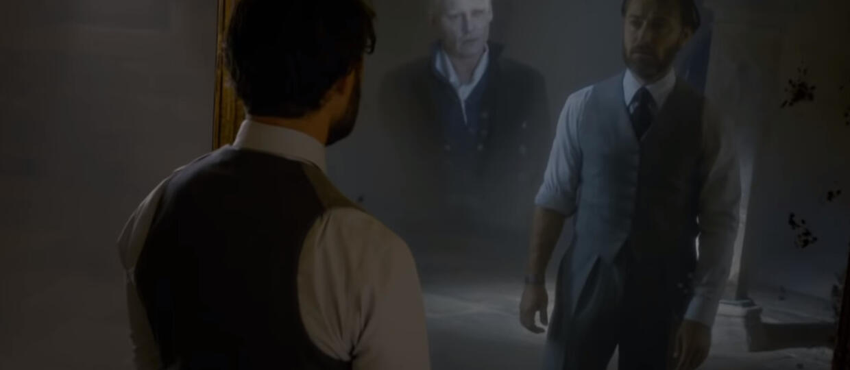 kadr z filmu Fantastyczne zwierzęta: Zbrodnie Grindelwalda