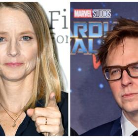 Jodie Foster twierdzi, że kino superbohaterskie rujnuje kinematografię. James Gunn komentuje słowa aktorki