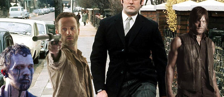 """John Cleese streścił 6 sezonów """"The Walking Dead"""""""