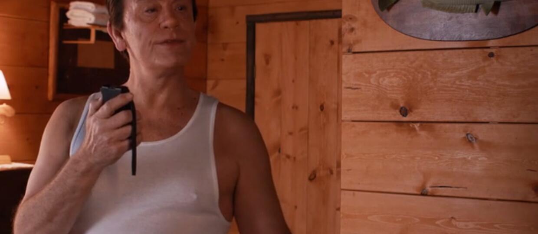 """John Malkovich jako Dale Cooper z """"Twin Peaks"""""""