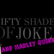 "Joker i Harley Quinn w ""Pięćdziesięciu twarzach Greya"""