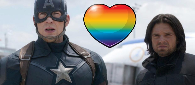 Kapitan Ameryka będzie miał chłopaka?