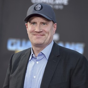 Kevin Feige na premierze filmu Guardians of the Galaxy vol. 2