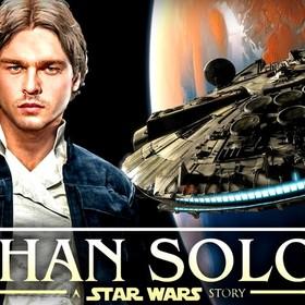 """Kiedy pojawi się trailer filmu o Hanie Solo – """"Solo: A Star Wars Story""""?"""