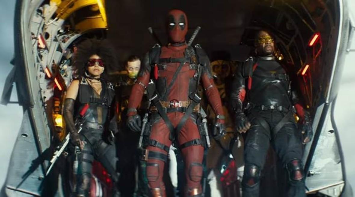 X-Force z filmu Deadpool 2