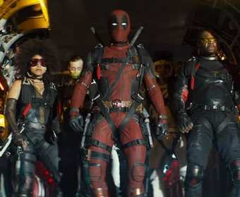 X-Force z filmu Deadpool 2