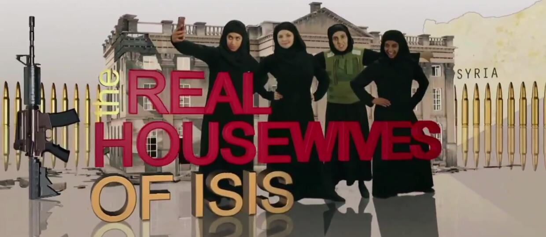Kobiety z Państwa Islamskiego wyśmiane w satyrze BBC