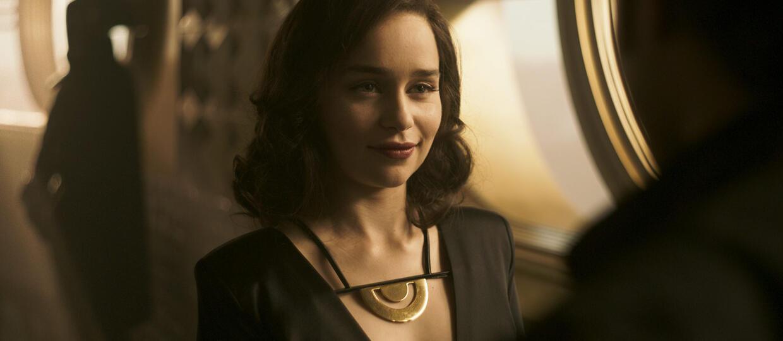 Emilia Clarke (Han Solo: Gwiezdne wojny – historie)
