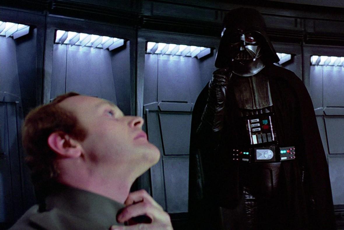 """Komiks """"Star Wars"""" pokazał najbrutalniejsze morderstwo Dartha Vadera"""