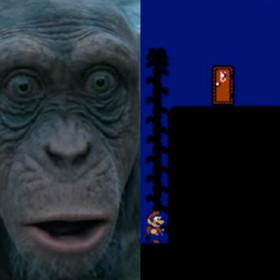 """Kompozytor """"Wojny o planetę małp"""" skopiował muzykę z """"Super Mario Bros.""""?"""