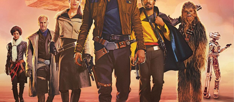 Han Solo na DVD