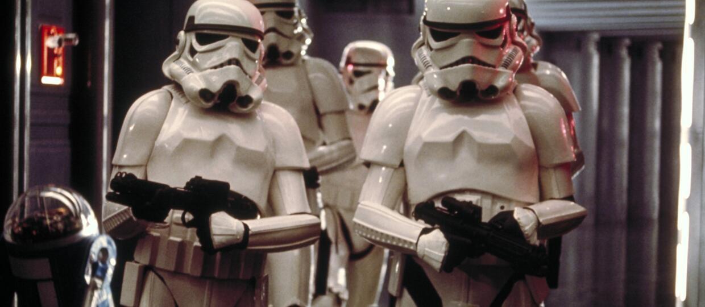 """Kostiumy szturmowców z """"Gwiezdnych wojen"""" nie dla absolwentów uczelni Princeton"""
