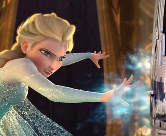 "Elsa z ""Krainy lodu"""