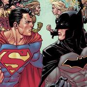 Justice League vol. 3 #40 - okładka