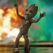 Kto jest pomysłodawcą tanecznych ruchów Baby Groota?