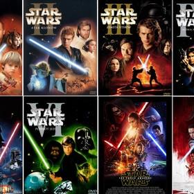 """Która część """"Gwiezdnych wojen"""" jest najlepsza? [SONDA]"""