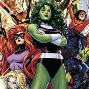 Która superbohaterka Marvela powinna dostać własny film? [SONDA]