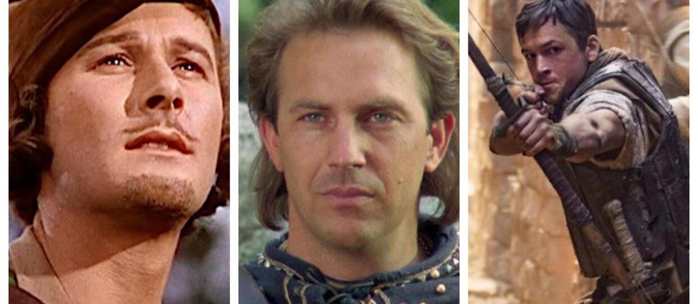 Który aktor był najlepszym Robin Hoodem? [SONDA]