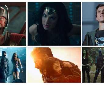 Który film o superbohaterach z 2017 roku jest najlepszy? [SONDA]