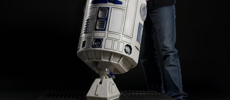 Kup sobie własnego R2-D2 w skali 1:1
