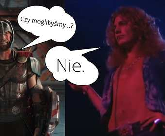 Led Zeppelin poskromił Thora. Zespół nie zgodził się na zmiany w swoim utworze