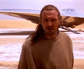 """Liam Neeson jest otwarty na propozycję powrotu do """"Gwiezdnych wojen"""""""