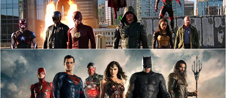 """""""Liga Sprawiedliwości"""" gorsza niż crossover """"Crisis on Earth-X""""?"""