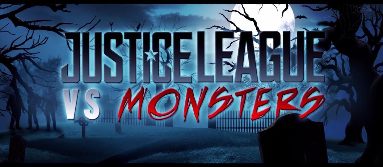 Liga Sprawiedliwości kontra postacie z horrorów