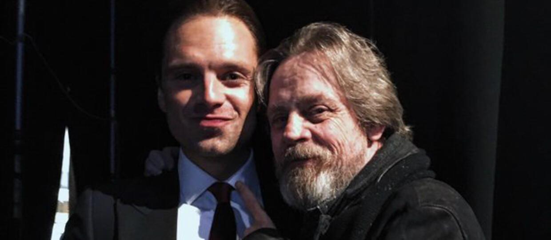 "Mark Hamill do Stana: ""Sebastian, jestem twoim ojcem"""