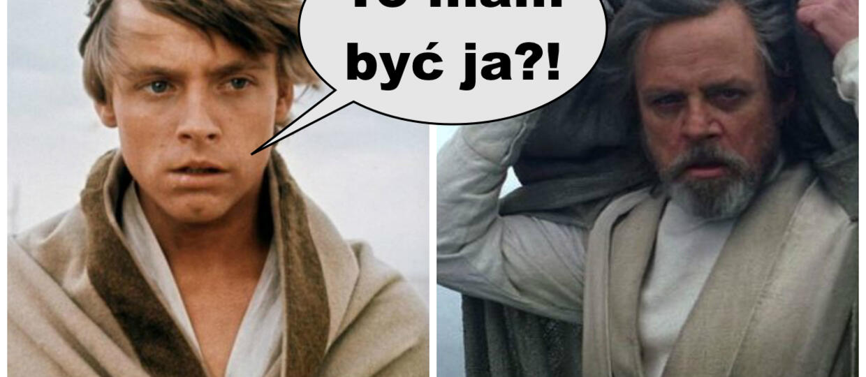"""Mark Hamill o """"Ostatnich Jedi"""": """"To nie jest mój Luke Skywalker"""""""