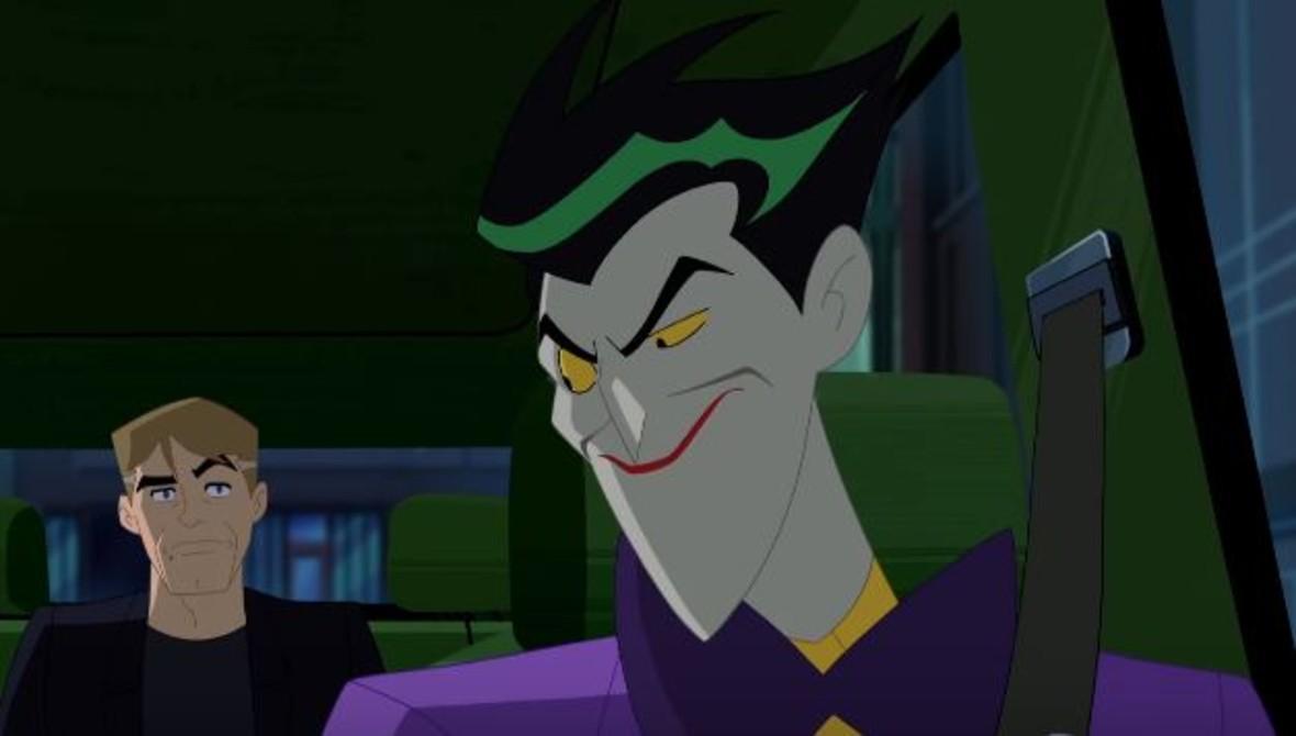 "Mark Hamill porwany przez Jokera w kreskówce ""Justice League Action"""