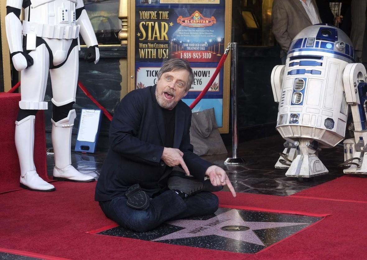 "Mark Hamill zdradził fragment tytułu ""Star Wars IX"""