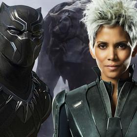 Black Panther i Storm