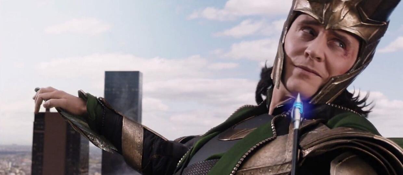 Tom Hiddleston (Avngers)