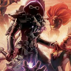 Marvel wyjawił kim jest tajemniczy Requiem. Kto zabił Thanosa?